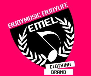 music t-shirts by ENJOYMUSIC ENJOYLIFE CLOTHING FOR MUSICIANS, DJs AND MUSIC LOVERS