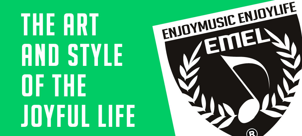 MUSIC T-SHIRTS BY ENJOYMUSIC ENJOYLIFE MUSIC CLOTHING COMPANY FOR MUSICIANS, DJS, AND MUSIC LOVERS